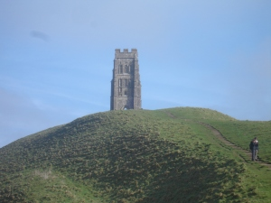 The Powerful Glastonbury Tor